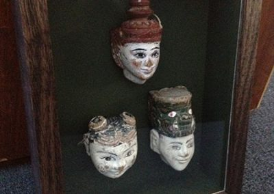 Memorabilia - masks